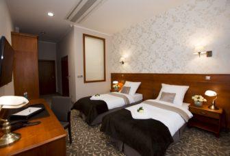 Pokój Standard - Hotel Park Kajetany